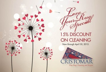 Cristomar discount