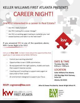 KW Career night
